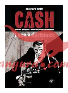 Johnny Cash - I see a darkness - Sloviti Johnny Cash v slovenskem prevodu romana v stripu
